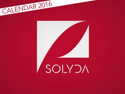 SOLYDA Calendar 2016