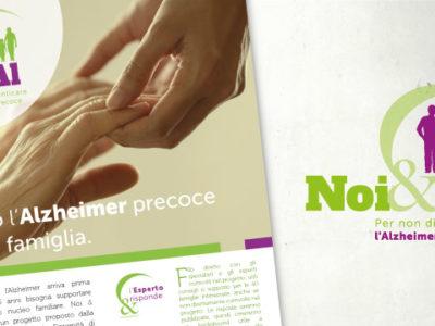 The Intrepidi per Piccola Fraternità. Per non dimenticare l'Alzheimer precoce.